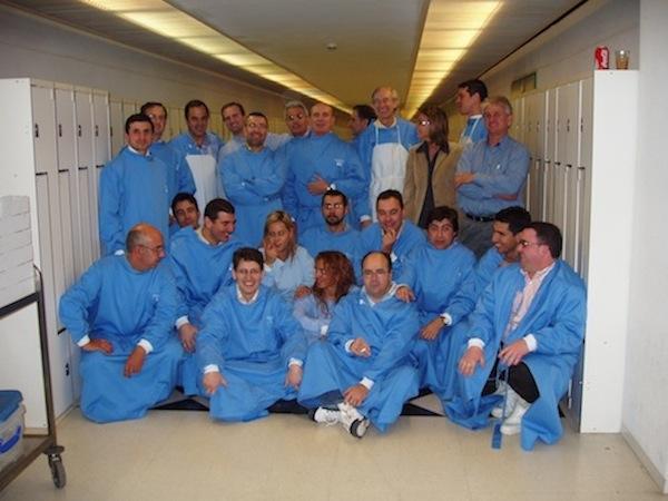 Curso Avanzado de Artroscopia de Tobillo en Cadaver. Barcelona