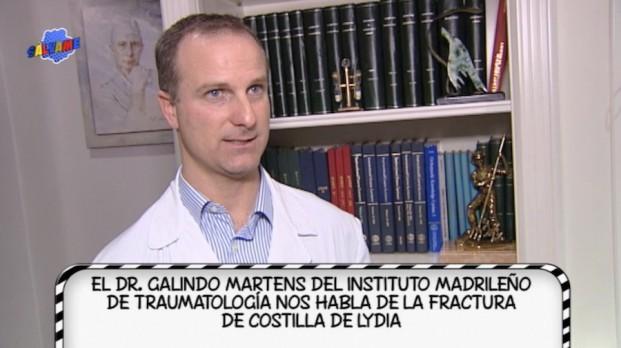 Enrique Galindo Martens en Salvame